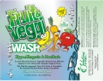 *Ultra-Safe Fruit & Veggie wash rtu