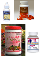 Vitamin Supplements (Natural & Organic)