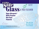 *Ultra-Safe Glass & Tile green cleaner