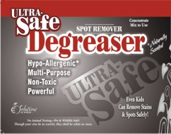 Click here to see the Ultra Safe Degreaser products