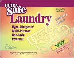Click here to see the Ultra Safe Laundry products