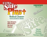 Click here to see the Ultra Safe Plus+ LM Medical Cleanser products