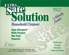 Click here to see the Ultra Safe Solution products
