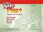 *Ultra-Safe Plus+ commercial cleanser