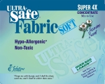 *Ultra-Safe Fabric softener non-toxic