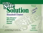 *Ultra-Safe Solution (Household Cleanser)
